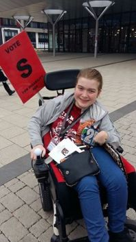 136. Student Union Election – Disability Representative Campaign