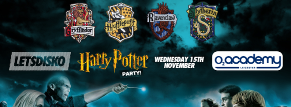 130. HARRY POTTER PARTY