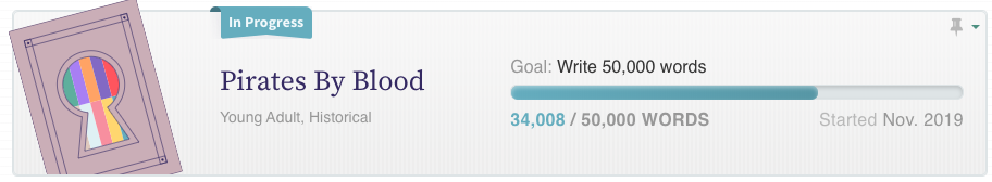 Nanowrimo Shannon's project